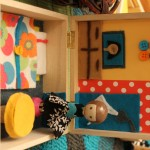 FUSS PORTABLE DOLLHOUSE