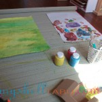 Painting with Fuss