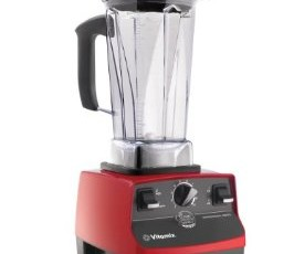 vitamix ruby red